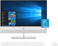 Dotykowy AiO HP Pavilion 24 FullHD Intel Core i7-8700T 16GB DDR4 128GB SSD 1TB HDD NVIDIA GeForce MX130 Windows 10 +klaw. i mysz