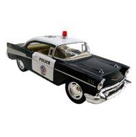 CHEVROLET BEL AIR 1957 POLICJA POLICE OTW. DRZWI