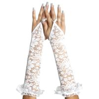 Rękawiczki Damskie Długie SoftLine 7708 S-L (uniwersalny)