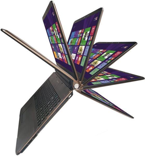Laptop Akoya S6212 i3-4010U 4GB 500GB POW W10 zdjęcie 3