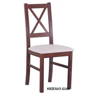 Krzesła Krzesło  Skandynawskie G140 Producent Taniej nie Kupisz