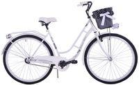 Rower miejski 28 Orlando Holand Retro Biały