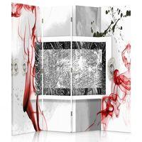 Parawan pokojowy, Kompozycja abstrakcyjna 2 145x180