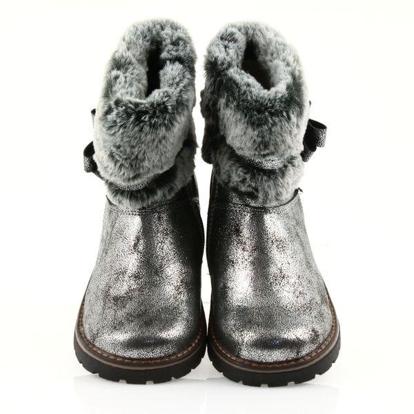 American kozaki buty zimowe z futerem 17042 r.31 zdjęcie 6
