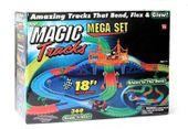 Super tor samochodowy magic tracks 360 elementów+ 2 autka świecące zdjęcie 5