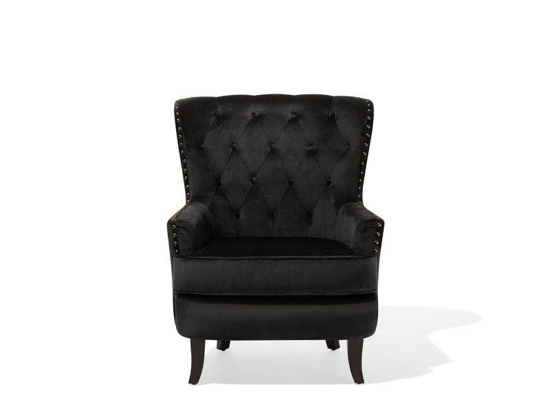 Fotel Welurowy Siedzenie Krzesło Do Salonu Ekskluzywny