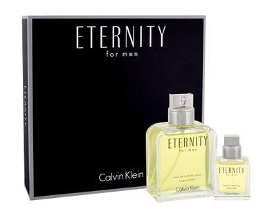 Calvin Klein Eternity For Men Woda toaletowa 200ml zestaw upominkowy