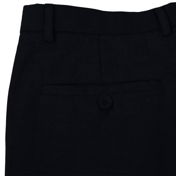 eee491d73c0ca Spodnie od garnituru męskie czarne rozmiar 48 • Arena.pl