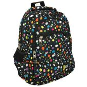 Dwukomorowy plecak szkolny St.Right 29 L, Splash BP3