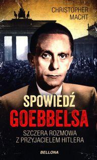 Spowiedź Goebbelsa Macht Christopher
