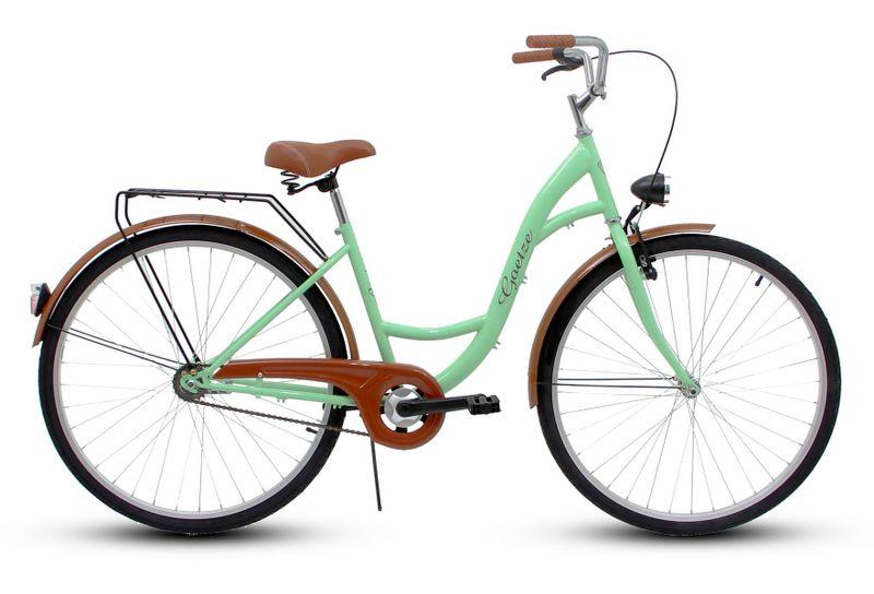 Damski rower miejski GOETZE 28 ECO stylowa damka!!! zdjęcie 5