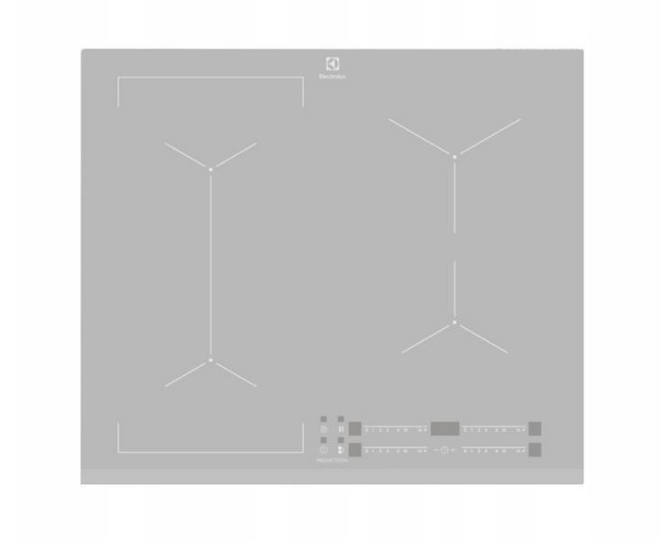 Electrolux EIV63440BS OD RĘKI zdjęcie 1