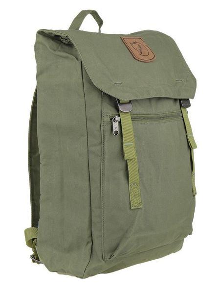 Plecak Fjallraven Backpack Foldsack No. 1 Green F24210-620 na Arena.pl