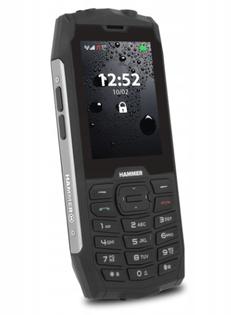 """MYPHONE HAMMER HAMMER 4+ IP68 2.8"""" Bluetooth"""