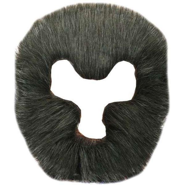 Maska JASKINIOWIEC małpa małpolud PRZEBRANIE strój zdjęcie 1