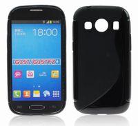 MOCNE etui S-LINE DELUX_ Samsung ACE 4 LTE G357