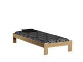 łóżko 90x200 ADA ze stelażem SOSNA