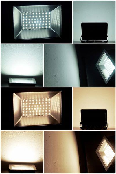 NAŚWIETLACZ LED 50W HALOGEN LAMPA ZEWNĘTRZNA SMD zdjęcie 3