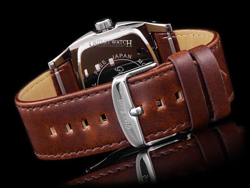 Zegarek Męski Gino Rossi DIESEL POWER 6432 zdjęcie 2