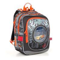 Plecak dwukomorowy dla chłopca Topgal ENDY 18018 + wymienne obrazki