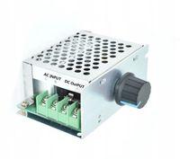 Regulator Napięcia Obrotów 20a 230V AC na 0-210 DC