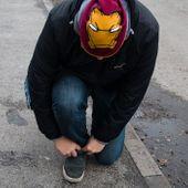 Czapka zimowa Iron Man - Marvel
