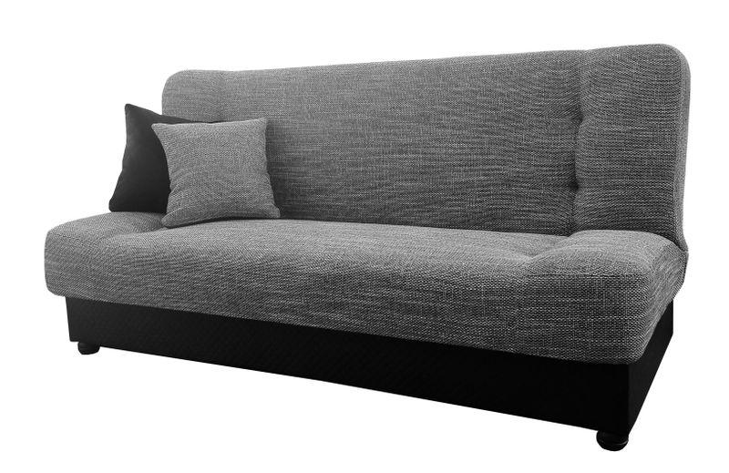 Kanapa Wersalka Sofa Rozkładana Pojemnik Funkcja Spania Poduszki Prato