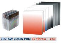 ZESTAW COKIN 14w1 na DOWOLNĄ ŚREDNICĘ 10 filtrów