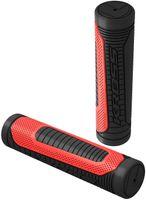Chwyty KROSS Scale 128mm czarno-czerwone