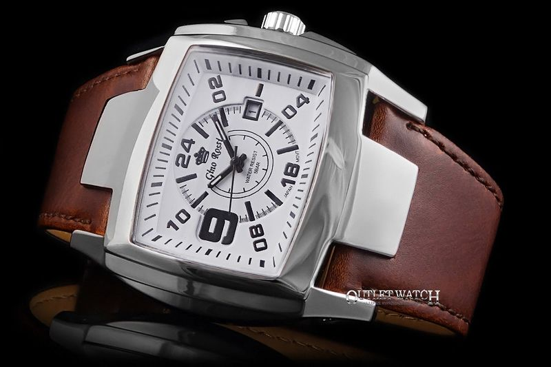 Zegarek Męski Gino Rossi DIESEL POWER 6432 zdjęcie 7