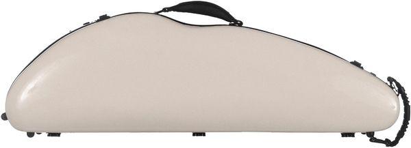Fiberglass futerał skrzypcowy skrzypce SafeFlight 4/4 M-case Perłowy