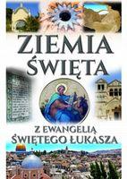 Ziemia święta album-przewodnik 184 str św. łukasz