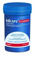 ForMeds BICAPS B COMPLEX - Kompleks witamin z grupy B METYLO - 120 kapsułek