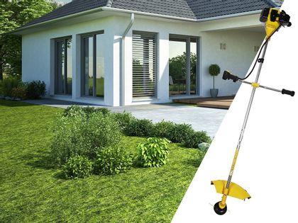 Kosa spalinowa GardeTech GTLE-4217 1,7KM idealna do koszenia wysokiej trawy a także cięcia krzewów i zarośli