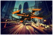DRON OVERMAX X Bee Drone 3.1 WiFi KAMERA FPV LED zdjęcie 6