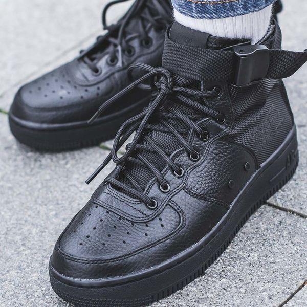 Nike SF Air Force 1 MID (AJ0424 003)37.5