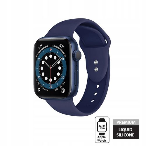 Pasek Sportowy Crong do Apple Watch 42/44 mm na Arena.pl