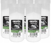 Wkłady do zniczy parafinowe BISPOL P180 50H 5szt.