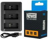Ładowarka Newell AABAT-001 AJBAT-001 AHDBT-501 do GoPro Hero 5 6 7 8 t