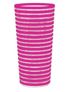 Kubek SWIRL 600 ml różowy Zak! Designs