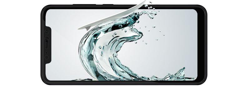 Szkło hartowane NILLKIN Amazing CP+ Redmi Note 6 Pro - Black zdjęcie 7