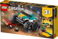 KLOCKI LEGO CREATOR 31101 MONSTER TRUCK
