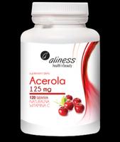 Acerola - NATURALNA witamina C 120 tab ALINESS