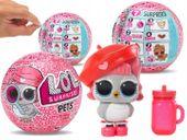 L.O.L Lol Kula Zwierzątko Pets Eye Spy Seria 3.1