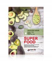 Maseczka w płacie - Maska Superfood – Awokado