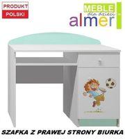 PIŁKARZ 26 - NB10 biurko dziecięce 100x50 w.74