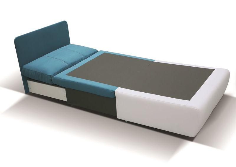 Fotel rozkładany RITO Tapicerowany Super kolory zdjęcie 5