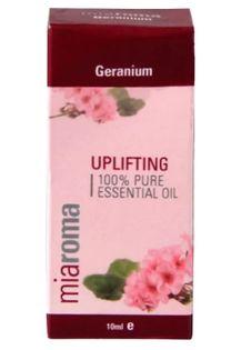 Miaroma Geranium olejek eteryczny - 10 ml. Holland & Barrett