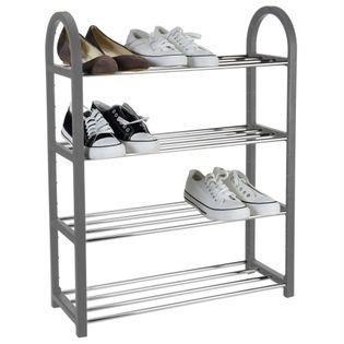 Regał szafka organizer stojak na buty 4 poziomy