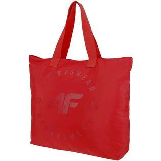 Torba plażowa 4F czerwona H4L20 TPL001 62S